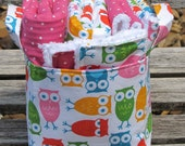 Baby Girl Gift Set 7 pcs.-Urban Zoologie Owls