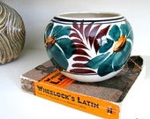 Vintage Mexico Pottery Planter to Brighton up your Day