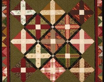 """Soldier Album """"Little Quilt"""" Pattern"""