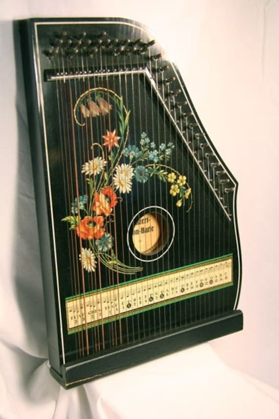 german zither