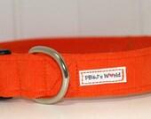 PBJ World Custom Collar...The Locke
