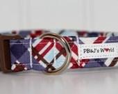 PBJ World Custom Collar...Wild Wild West