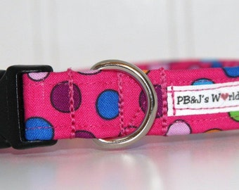 PBJ World Custom Collar...From There to Here