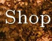 Etsy Banner\/Avatar set - Fall Leaves