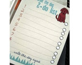 After I Walk the Dog To Do List Notepad 50 Sheets Recycled Paper Stocking Stuffer