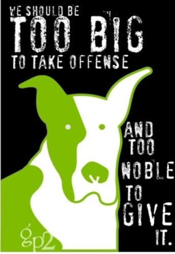 Great Dane Dog Art Print Inspirational Series Digital Wall Decor
