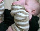 Owlets - Upcycled Leg Warmers -