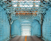 Cincinnati Bridge Photograph titled Freedom -- Limited Editions in various sizes by Hazel Berger