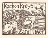 konchon kreyol