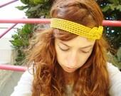 Sailors Knot Headband BACK IN STOCK