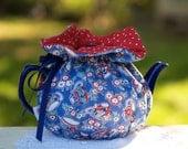 Teacups & Dots Teapot Cozy