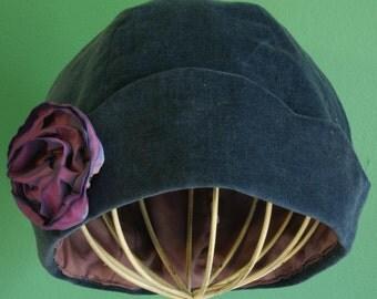 Pattern 1920's Cloche Girl's Tea Hat Sewing Pattern