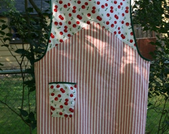 Pattern Vintage Apron - sewing pattern