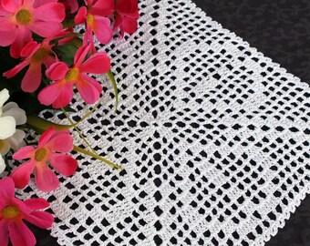 Crochet Mini Doily