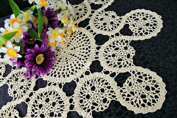 Enchanting Crochet Doily