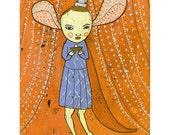 Jenny Mendes Limited Edition Giclee - A Little Treat