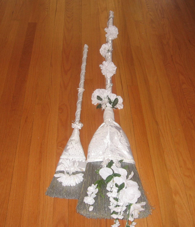 Wedding Broom Ideas: Wedding Ceremonial Brooms