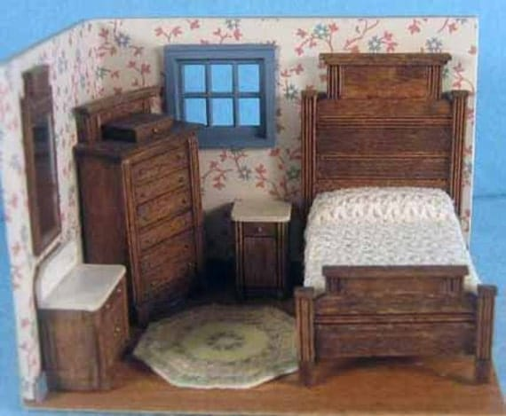 eastlake bedroom furniture set kit 15 in by pamelajunksminis