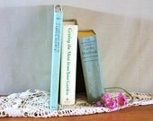 Vintage Gardening Books, Collection of Three