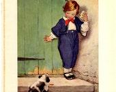 Vintage Print by Jessie Willcox Smith, 1910