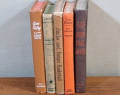 Vintage Books, Collection of Five