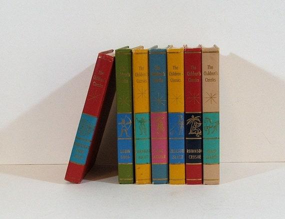 Vintage Books for Children, Seven Classics