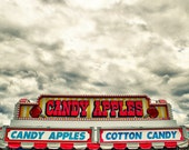 Photography Print 8x10 Candy Apple Day