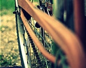 Vintage Bike 5x7 Fine Art Photography Print