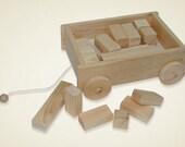Wagon And Blocks