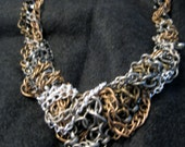 A Chain Menagerie Necklace