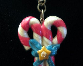 Candy Cane Pendant-Half-Off Sale