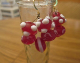 Cheery Cherry Jubilee Earrings