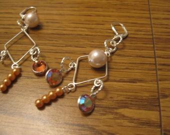 Sunset Beauty Earrings