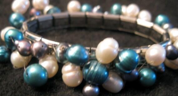 A Pearl Menagerie Bracelet