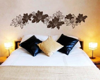 Floral - Bloom2 XL - Wall Decals