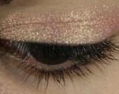 Carmine Orange Pink Mineral Mica Eye Shadow