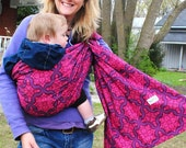 Flourish- Adjustable Baby Sling