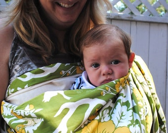SALE Oh My Deer- Adjustable Baby Sling Ready to Ship