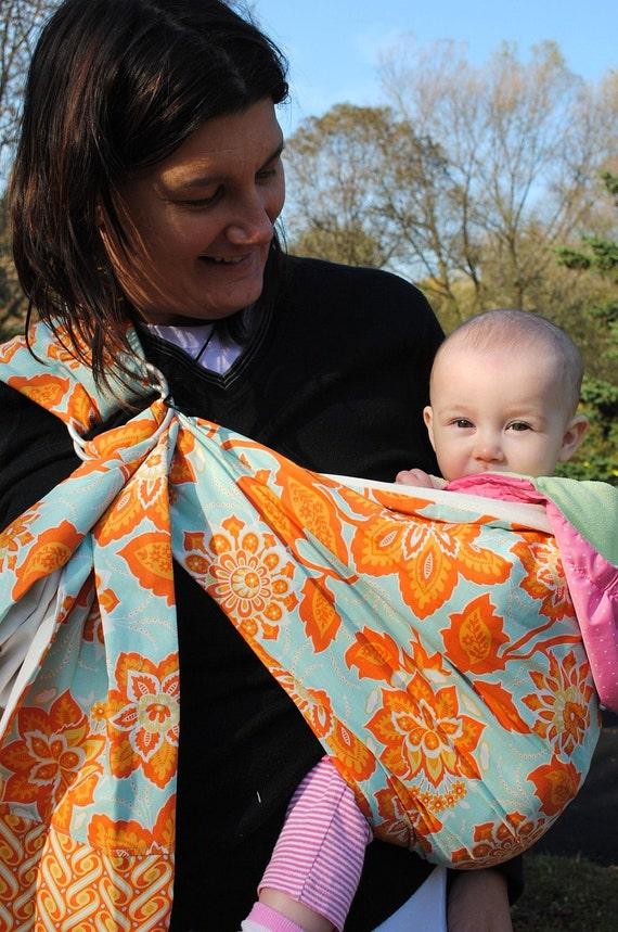 Sorbet- Adjustable Baby Sling READY TO SHIP