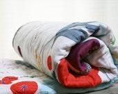 Baby Blanket with nani IRO Double Gauze Cotton