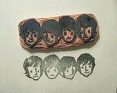 Early Beatles stamp