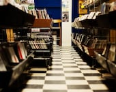 Long Live the Record Store - Chicago - Art Photography Print - Records - Album - Vinyl - Men - Dad - Old School