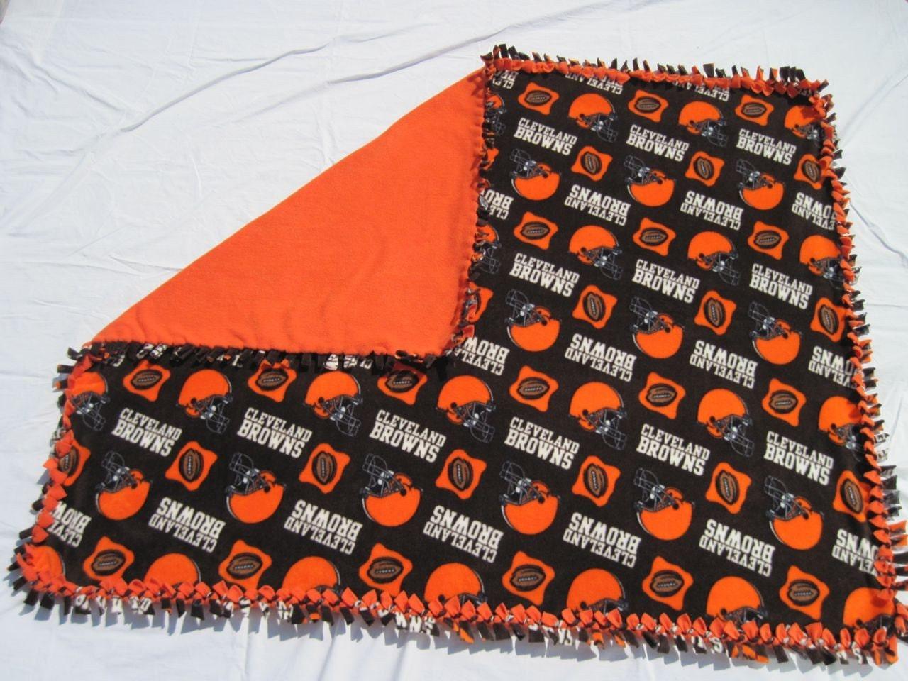 ohio state fleece blanket