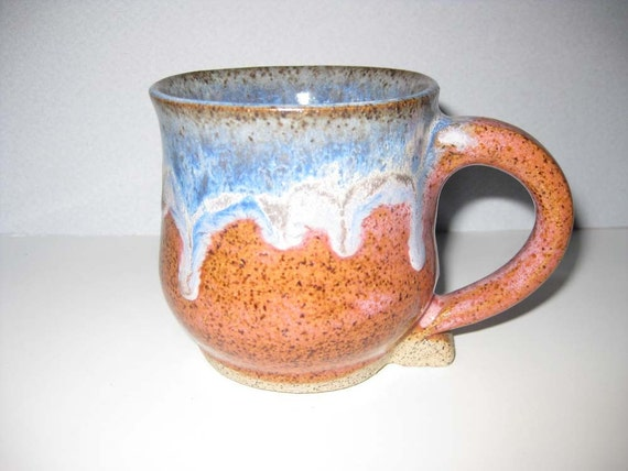 Sky Blue Pink Mug