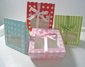 10 of Prism Gift Boxes With Clear window