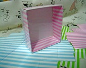 10 of Gift Boxes With Clear slide cover  size 2 3/16 x 2/12 x 1