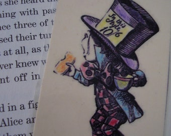 SALE - Humpty Dumpty Meets the Mad Hatter