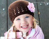 Baby/ Infant Kufi Beanie, Interchangeable Snap Hat