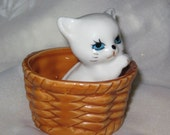 Kitty N Basket