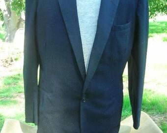 Vintage Tuxedo - size M- long and lean